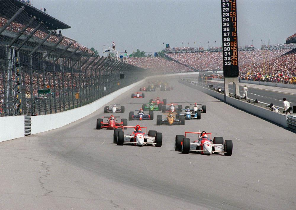 Fuel & Tires: Indy 500 leads big racing weekend