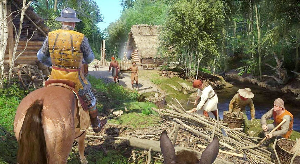 Some Have Claimed Kingdom Come Deliverance Is Racist Because It Features Only White People But The Lack Of Minorities Is The Developers Attempt To Make