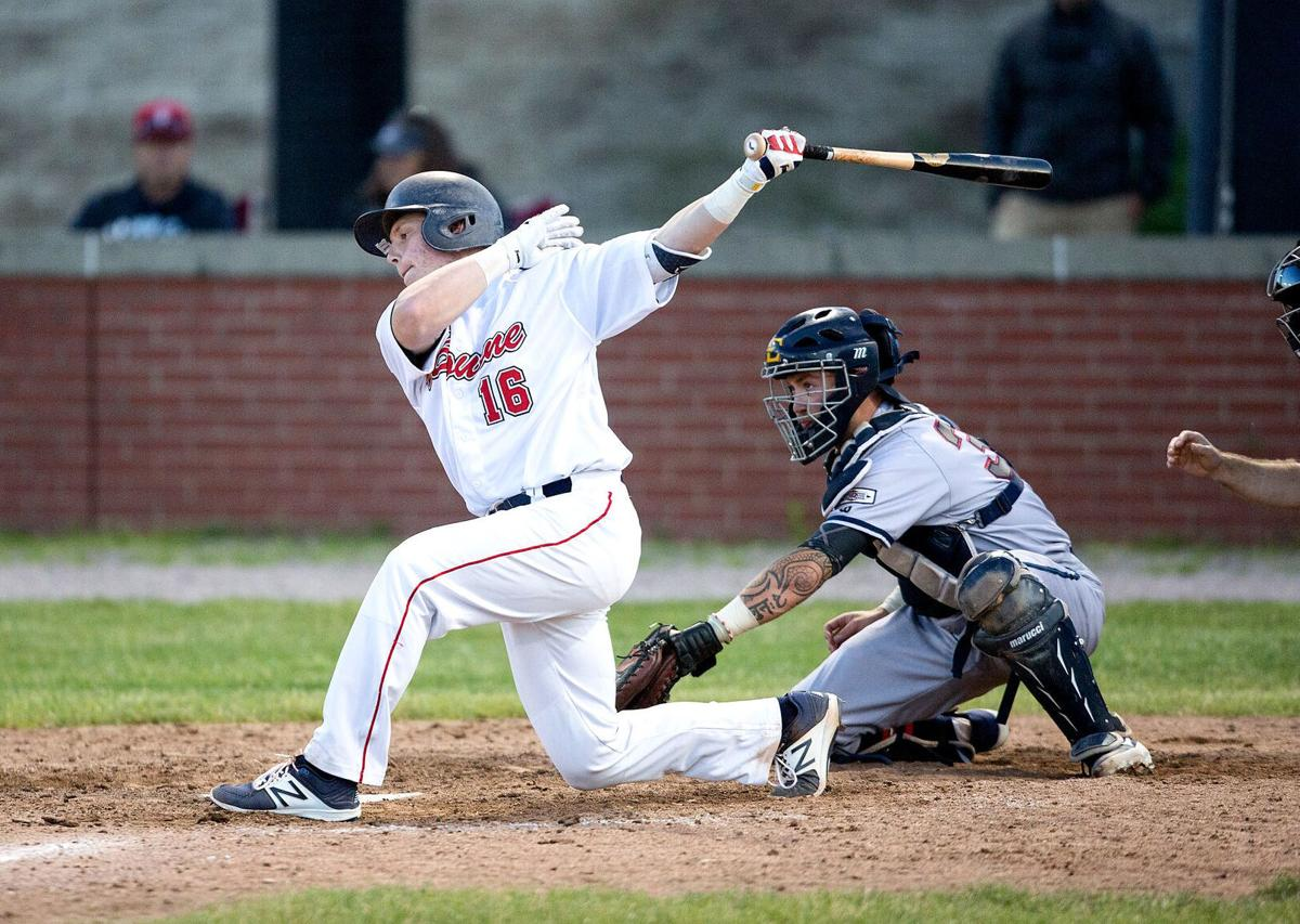 Jacob Campbell Spending His Summer Playing In Cape Cod League For