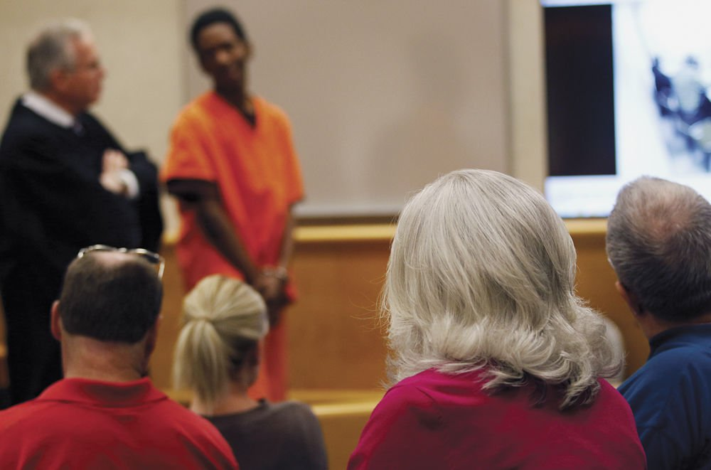 Tracking trials: Juries decide few criminal cases in Rock County