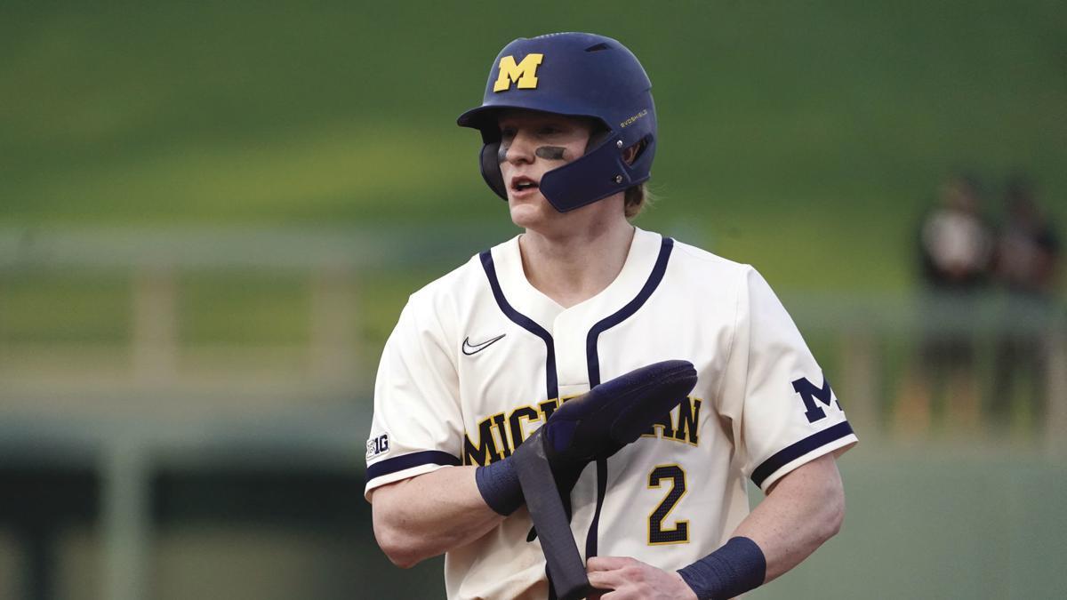 Michigan Vanderbilt Baseball