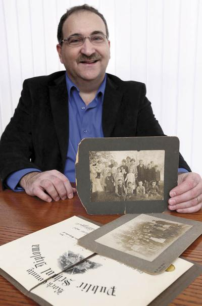 Author compiles Rock County history of one-room schools