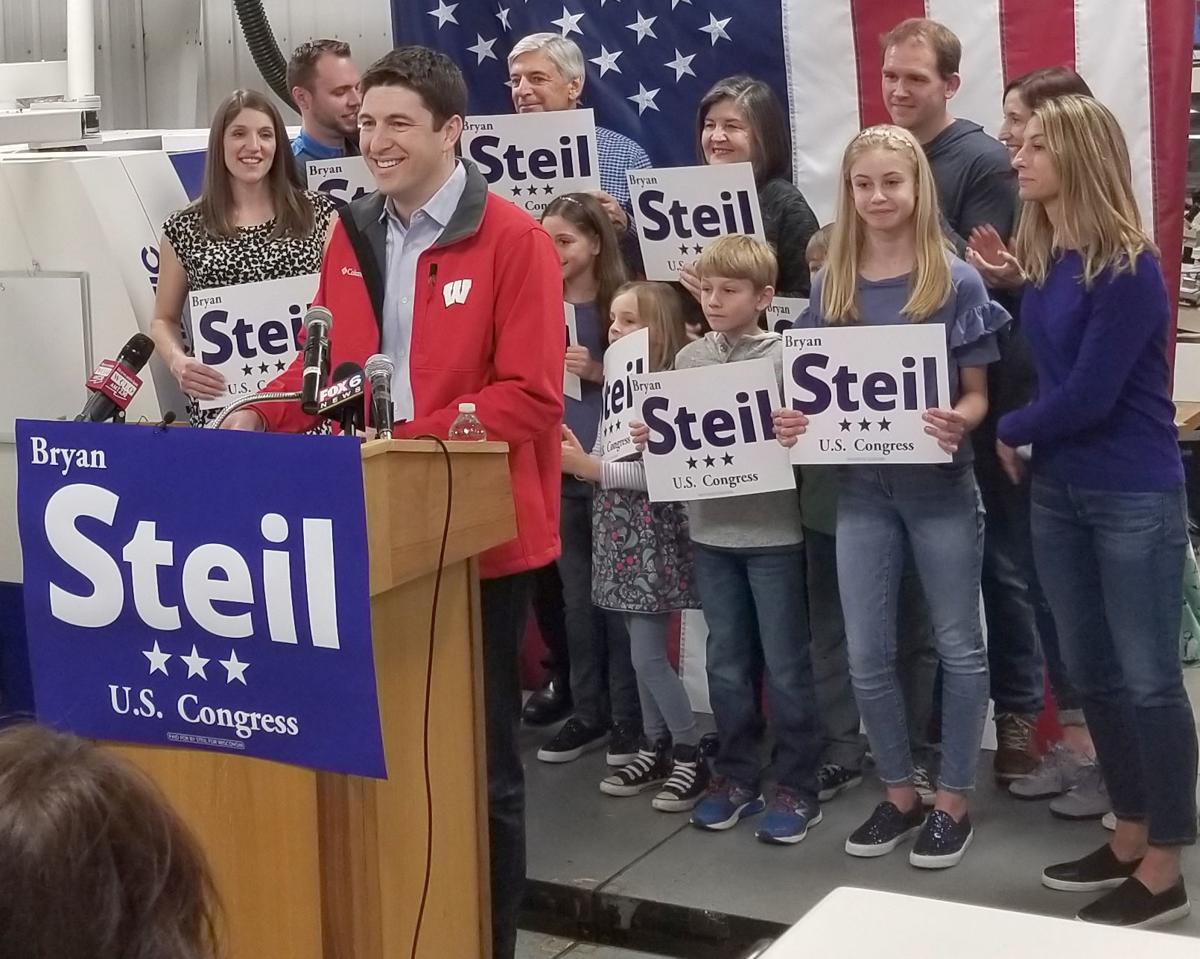 Bryan Steil running for Congress | Politics | gazettextra com