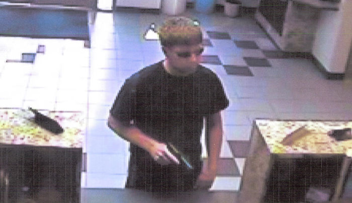 Janesville bank robbed again
