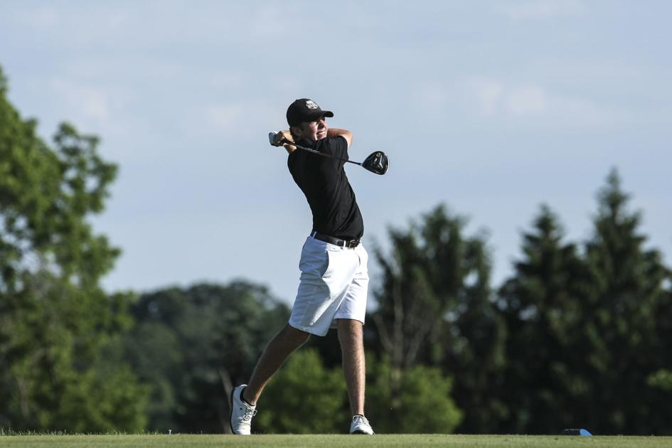 Prepspot: Badger's Blake Wisdom hopes to cap prep career with state golf title
