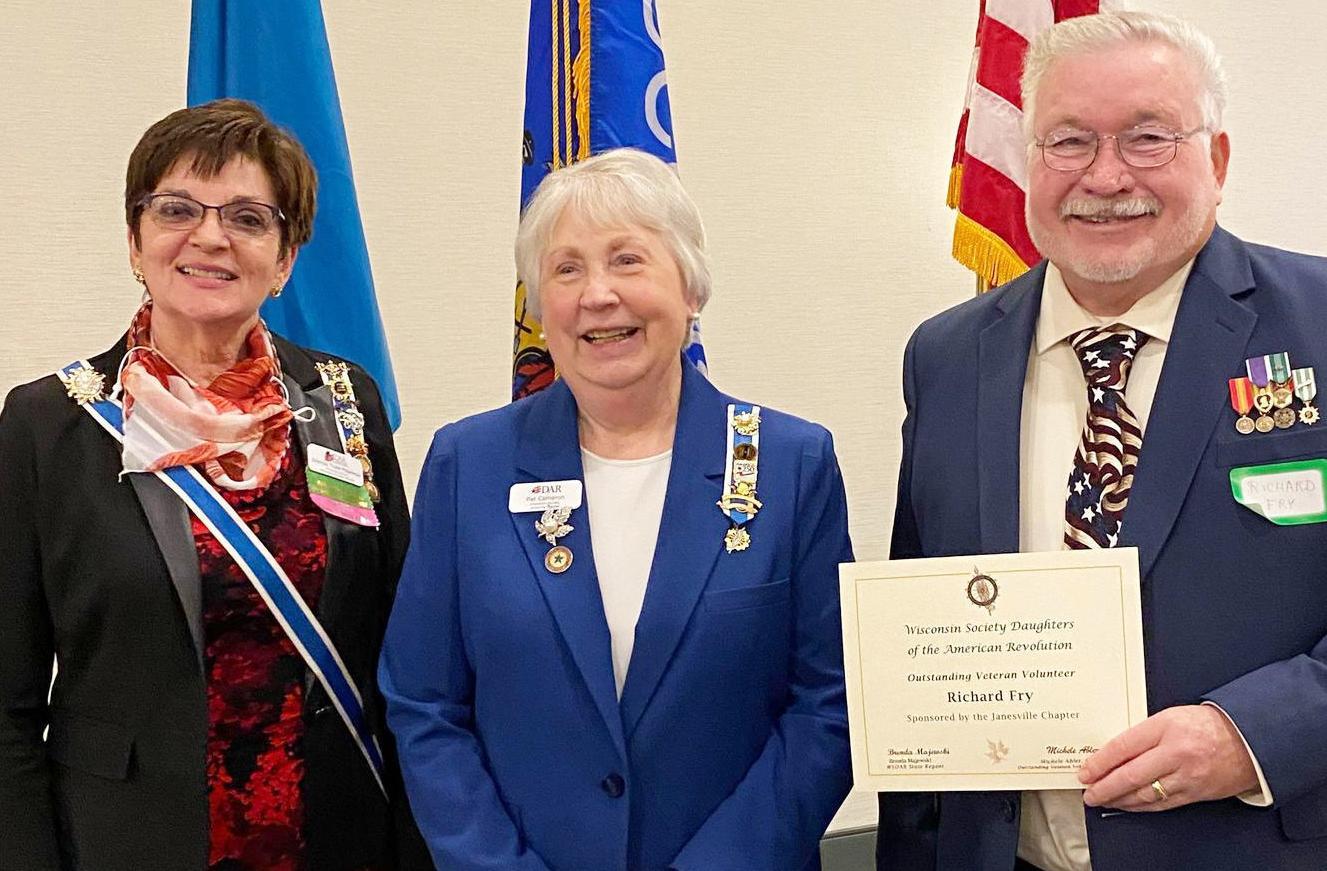 Outstanding Veteran Volunteer