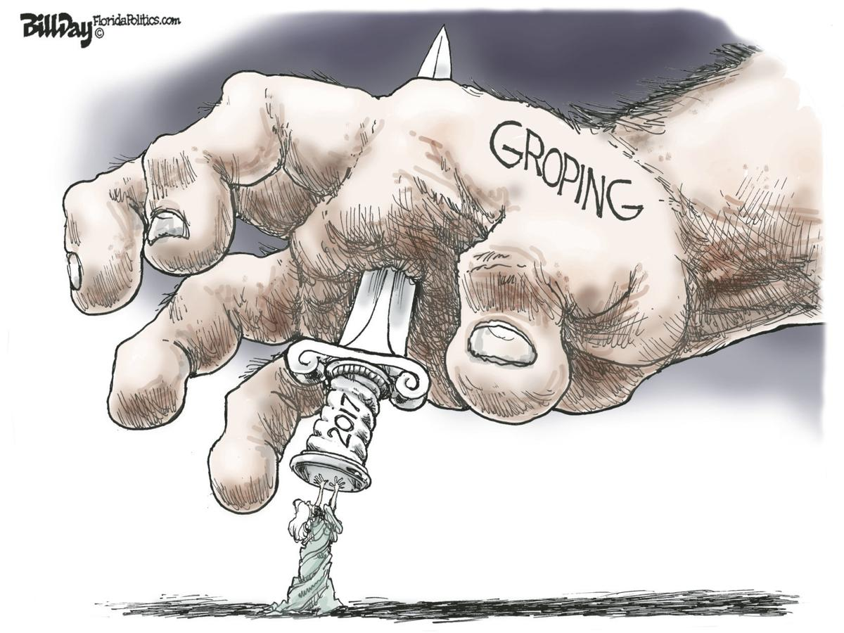 Putting an end to groping