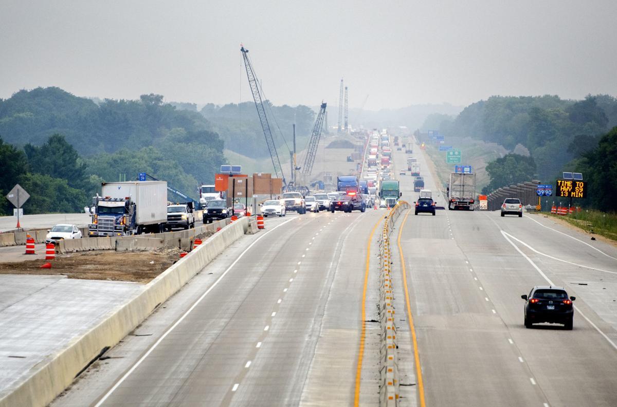 UPDATE: Crash on I-90/39 kills Milton man   No Meter