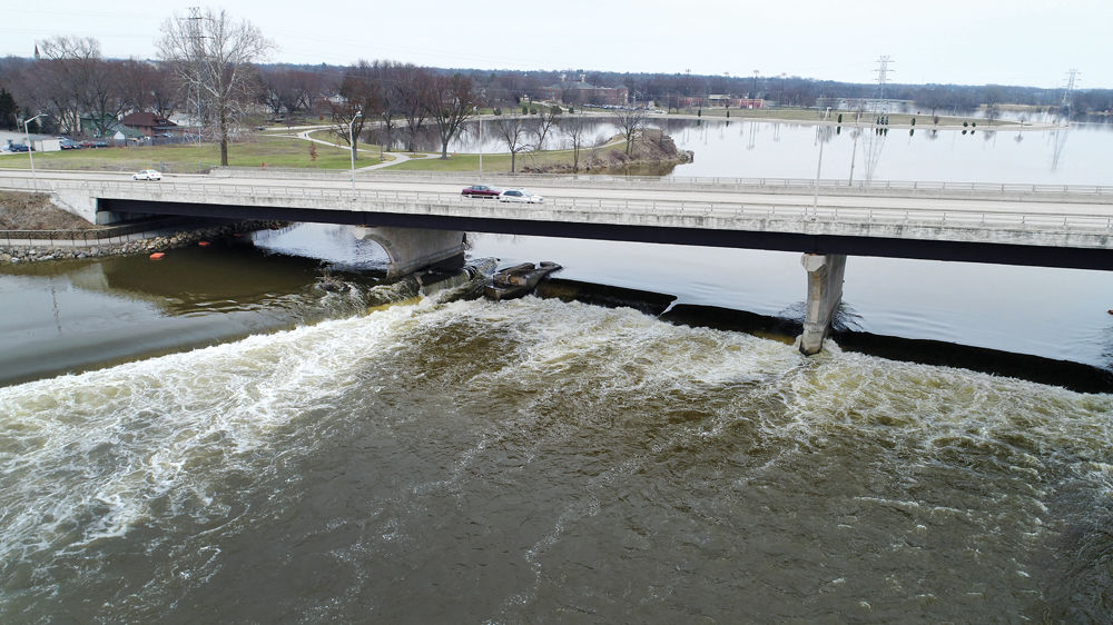 Janesville City Council votes to remove Monterey Dam
