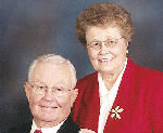 Jeanette and George Taylor