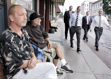 John W. Eyster: Kudos to Neil Johnson for update on homeless in Janesville