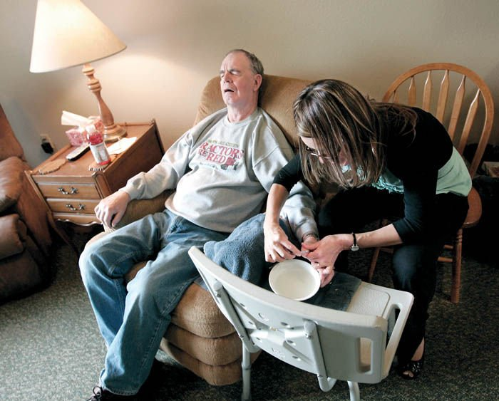 Conference for caregivers offers insight, hope, humor