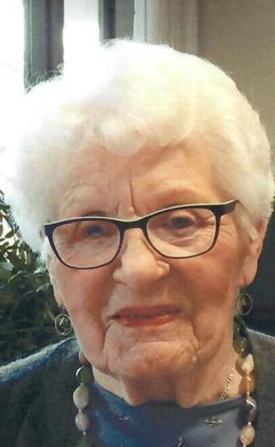 """Agnes Catherine """"Peg"""" Ramsett"""