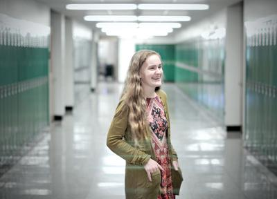 Parker High School's Autumn Breuer is a profile in courage, resilience