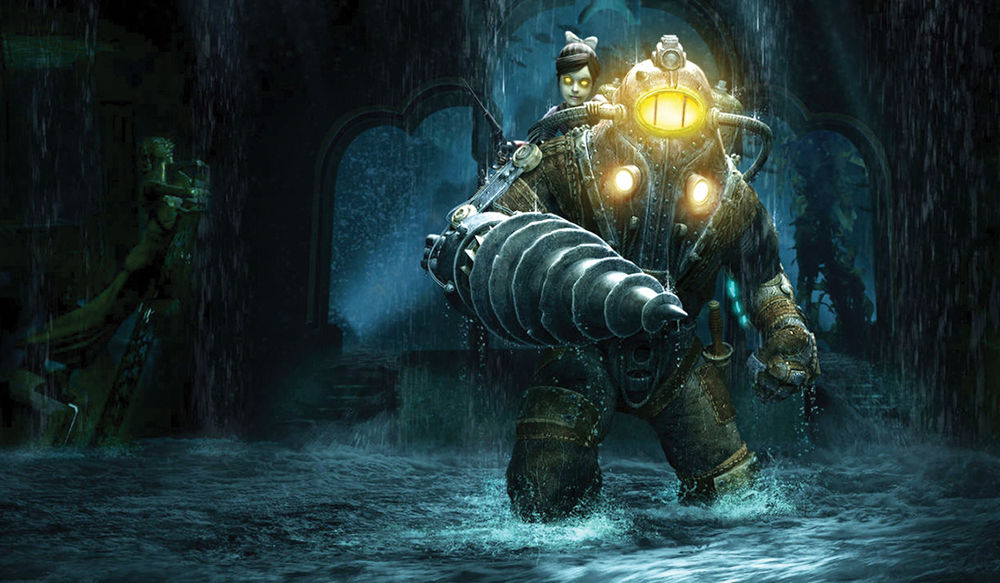 Press Start: 'BioShock 2' is basically just as good as its predecessor