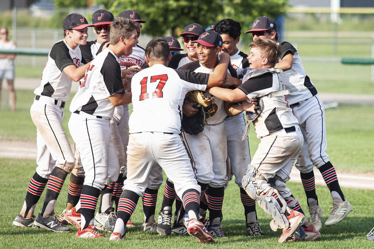 Janesville's 13Us complete dominant OVR run, advance to Babe