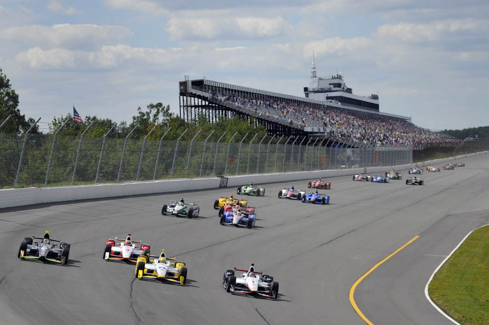 Fuel & Tires: Bristol and Pocono on tap for NASCAR, IndyCar