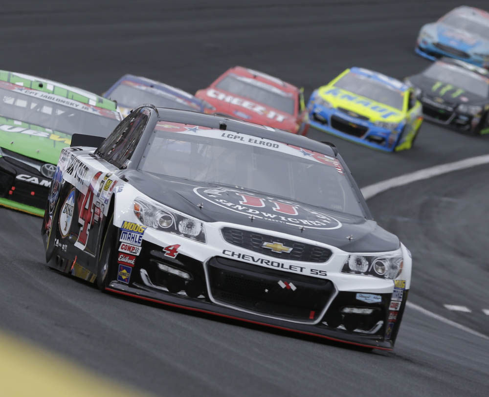 Fuel & Tires: 2017 Monster Energy NASCAR Cup Series driver preview