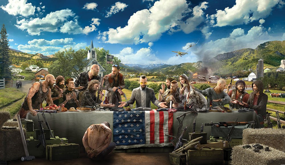Press Start: 'Far Cry 5' is already controversial