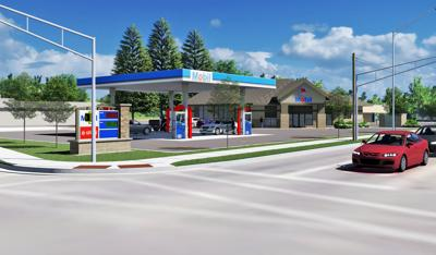 Nearest Mobil Gas Station >> New Gas Station Coming To North Washington Street West