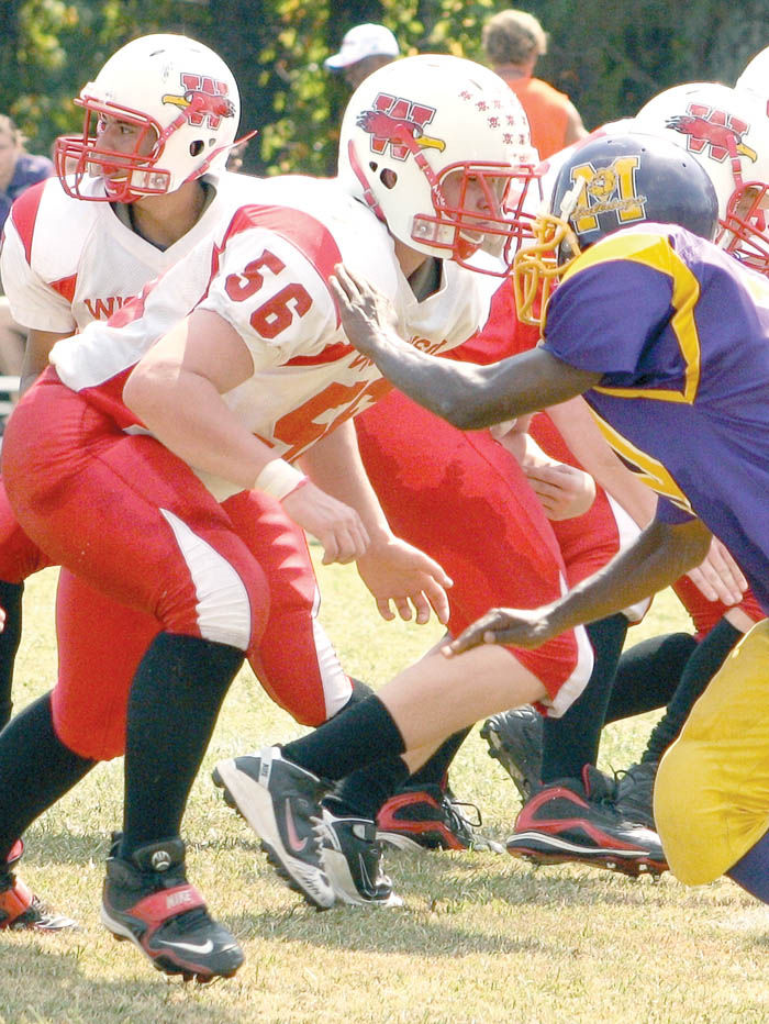 Wsd Football Celebrates Another Banner Year Archives Gazettextra Com