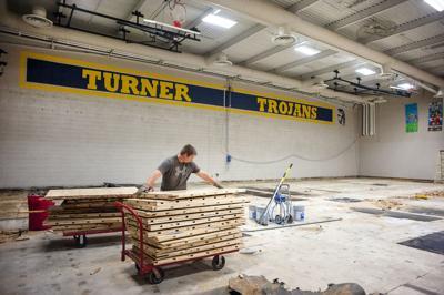 Beloit Turner begins referendum upgrades