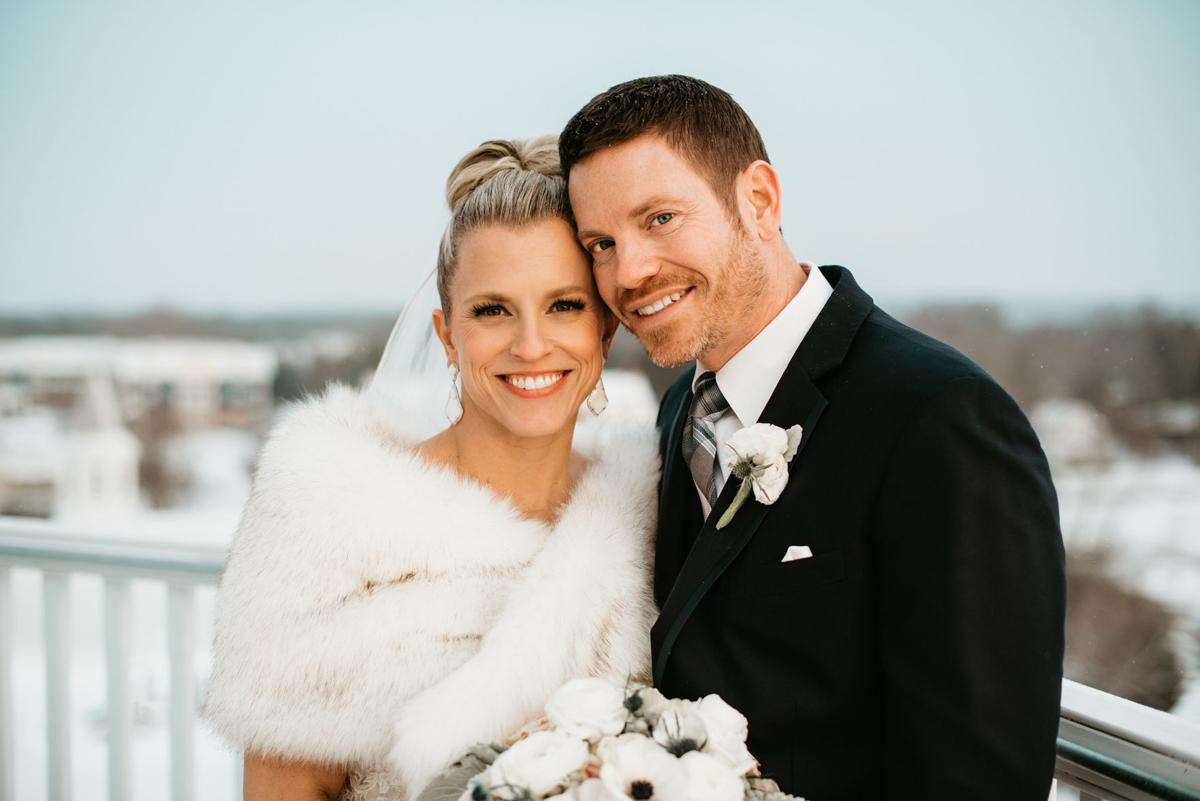 Wedding: Amber Ziltener, Mike McCoy