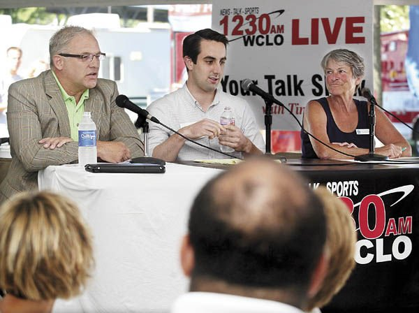 John W. Eyster: For blogger, there are only two choices in 15th state Senate race