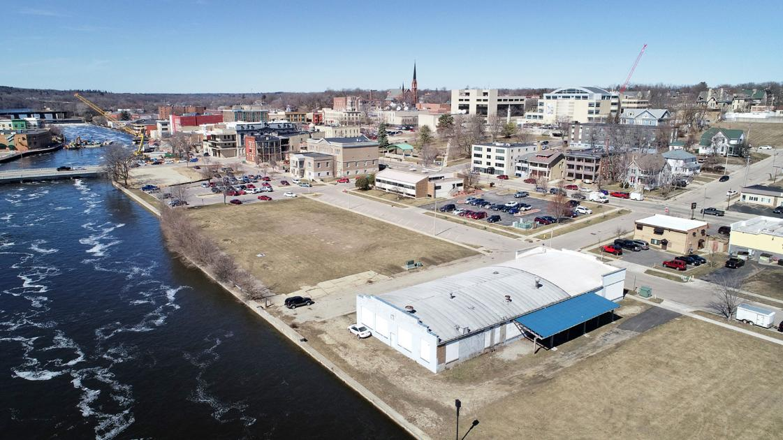 Grant would help pay environmental testing, cleanup costs at potential Blackhawk Community Credit Union site