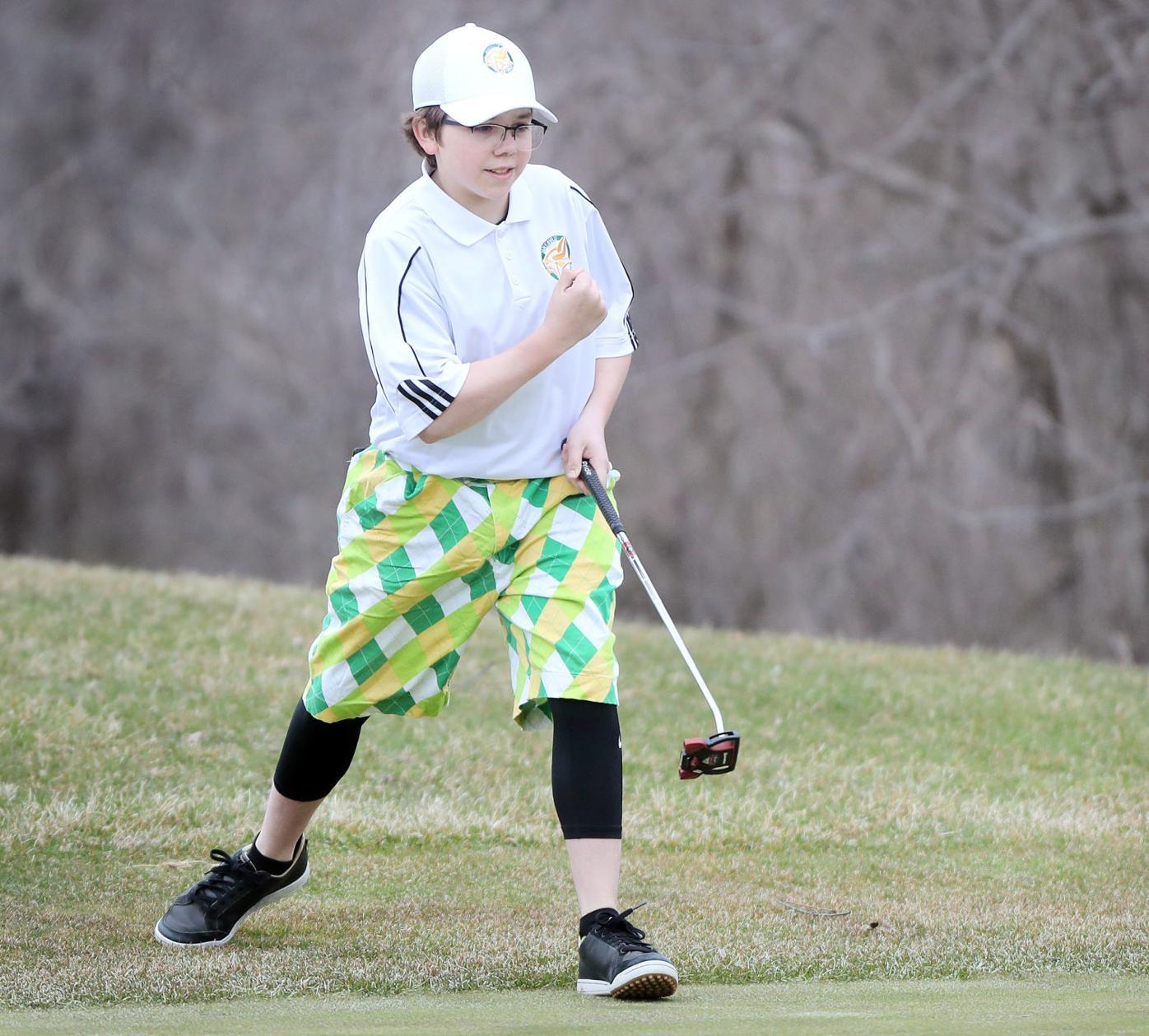 Parker golfers win Tri-City