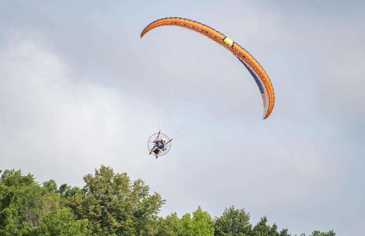 Man injured after ultralight aircraft crash | Local News