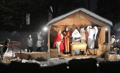 Live Nativity at Cargill