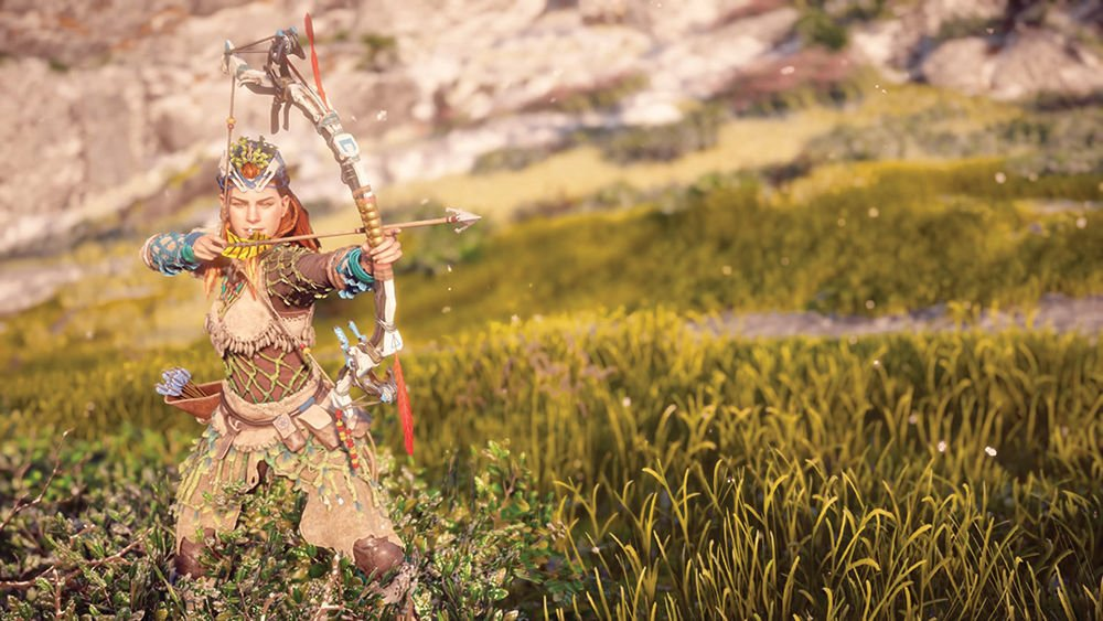 Press Start: 'Horizon Zero Dawn' is a promising first step for a new franchise