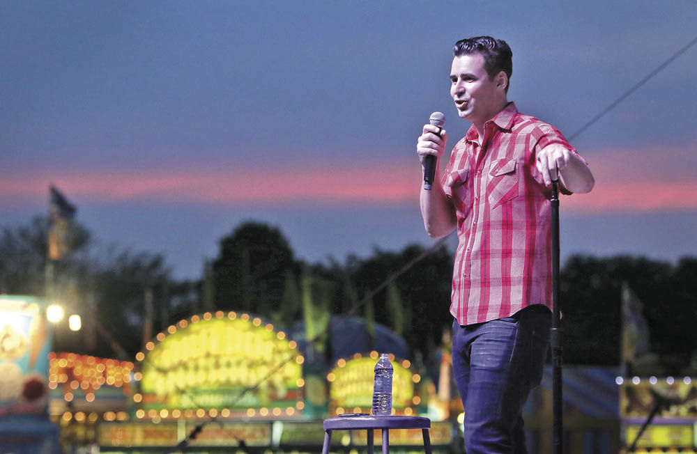20Q: Catching up with comedian Pete Lee