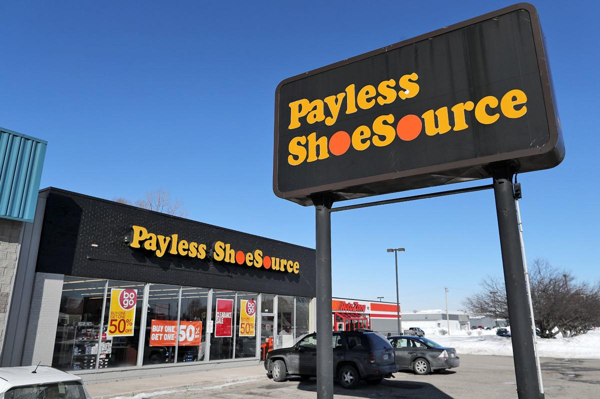 3d50025d8 Sources  Payless Shoes to close  local stores not aware of details ...