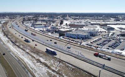 I-90/39 expansion work to pick up at highways 14 and 26 this