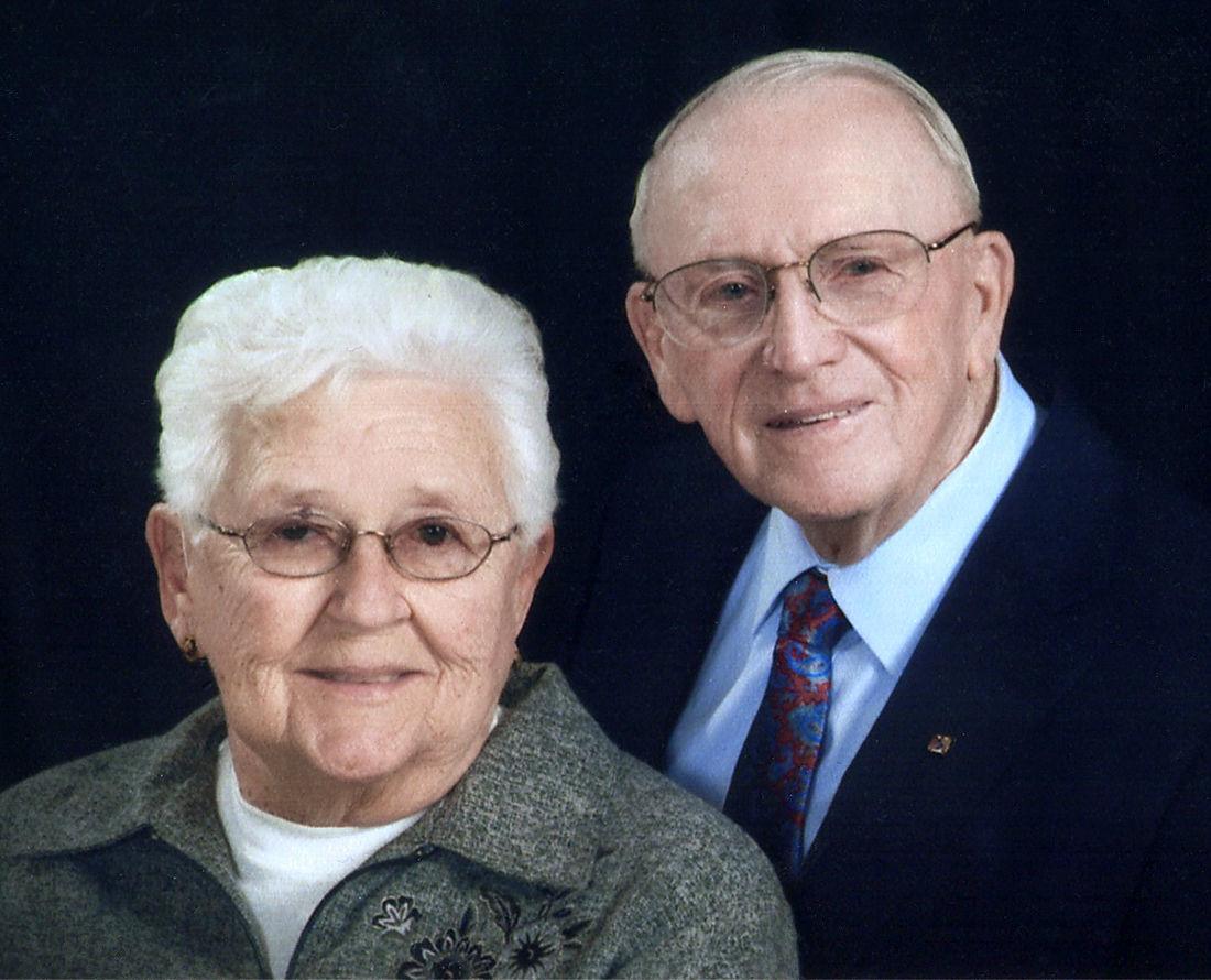Arlene and Raymond Brost