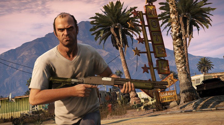 Press Start: Why I'm OK with video game violence