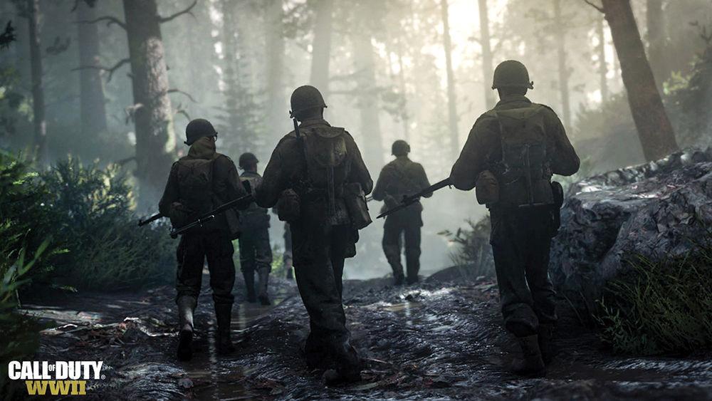 Press Start: Token diversity doesn't belong in 'Call of Duty: WWII'