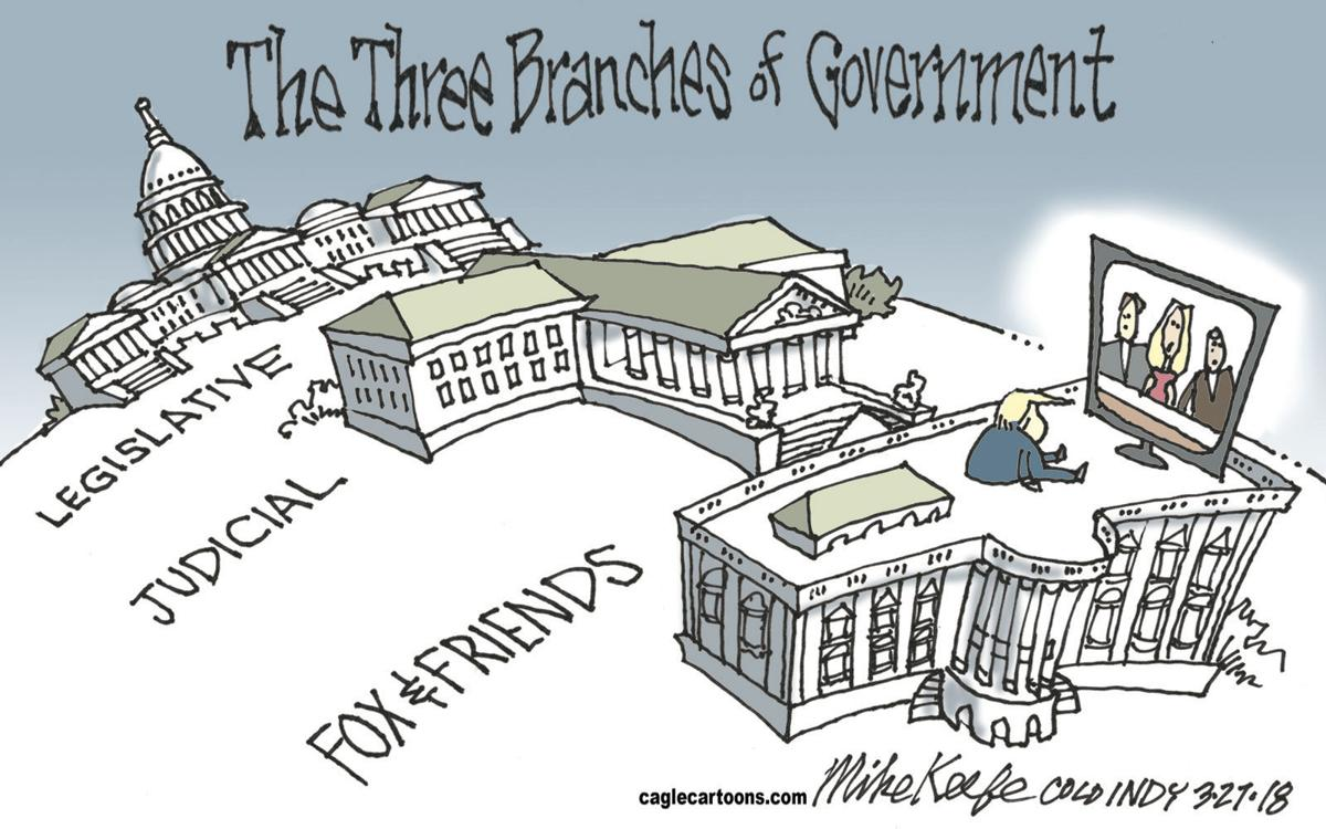the three branches of government political cartoons gazettextracom