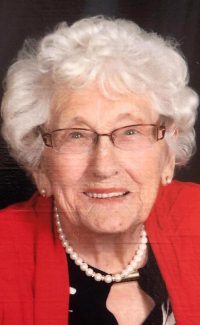 Doris V. Statton