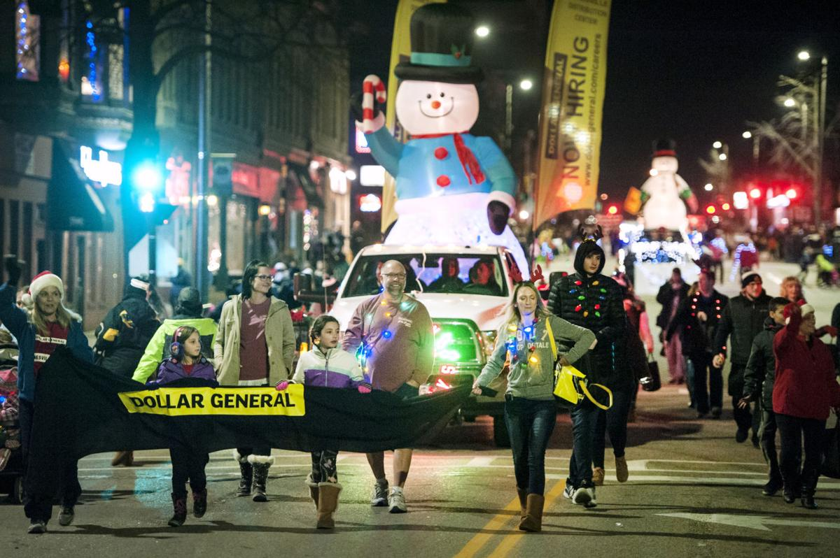 Parade makes it official: The holiday season is here