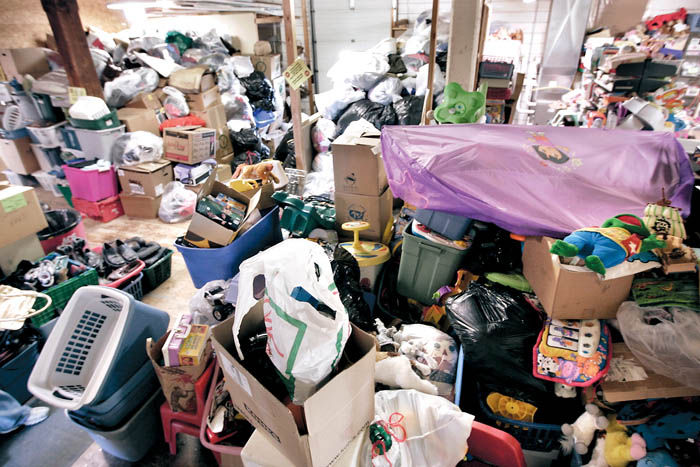 Edgerton Community Outreach burdened with charity