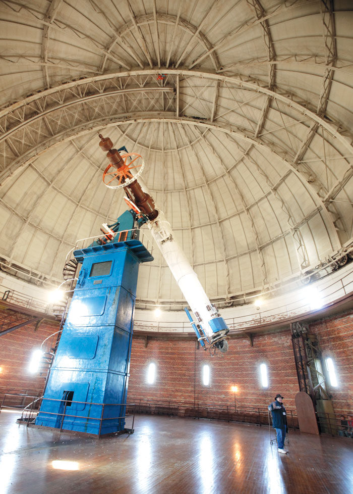 Future of historic Yerkes Observatory remains unclear