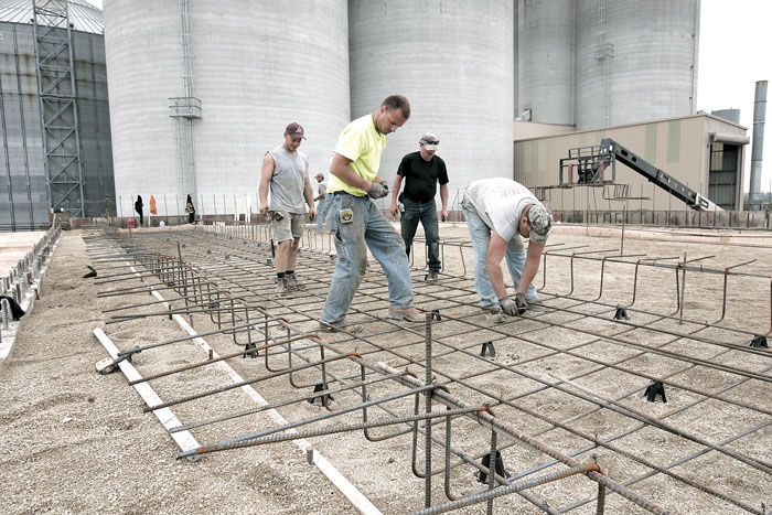 Grain facility expansion to help shorten farmers' wait times