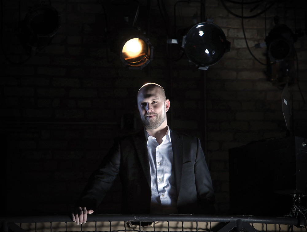 20Q: Catching up with actor Brett Frazier