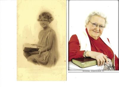 Happy 100th Miss Edith