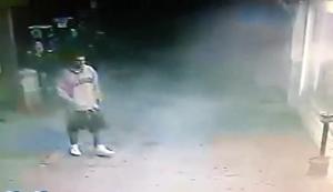 Video of Suspect Entering Building