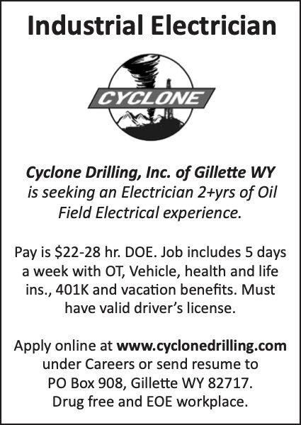 Cyclone Industrial Electrician