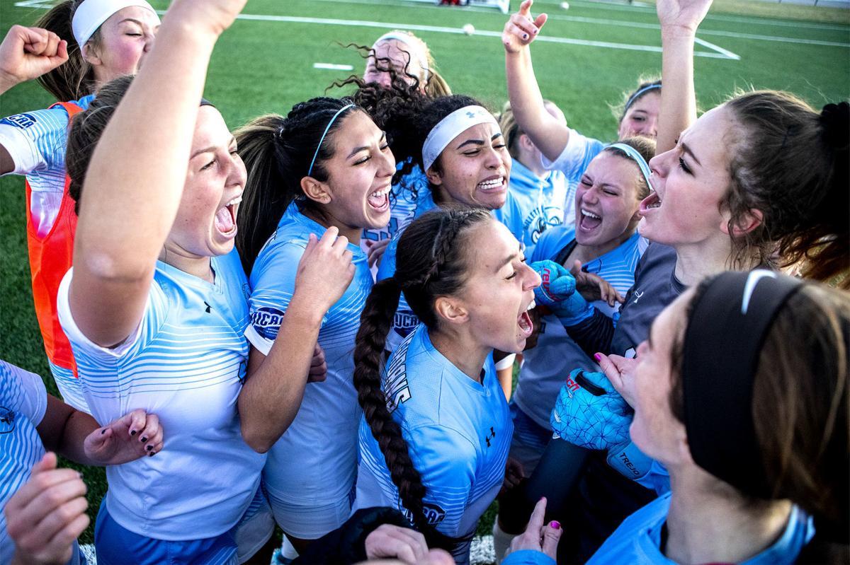 Pronghorn women's soccer
